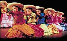 Voice of Dance - Dance Review: Ballet Folklorico de Mexico de Amalia Hernandez
