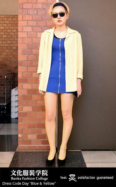 Bunka Fashion Design College feat. satisfaction guaranteed