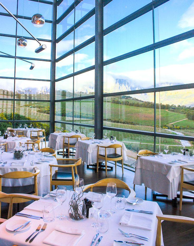 Restaurant @waterkloofwines is insane! #winetasting #winery #winerylife #sommelier #sustainablewine #sustainablewinery #ecofriendly #sustainabletravel #ecotravel  #deliciouswine #Stellenbosch #africatrip #africa #southafrica #winetasting #wineandchocolate #wineroom