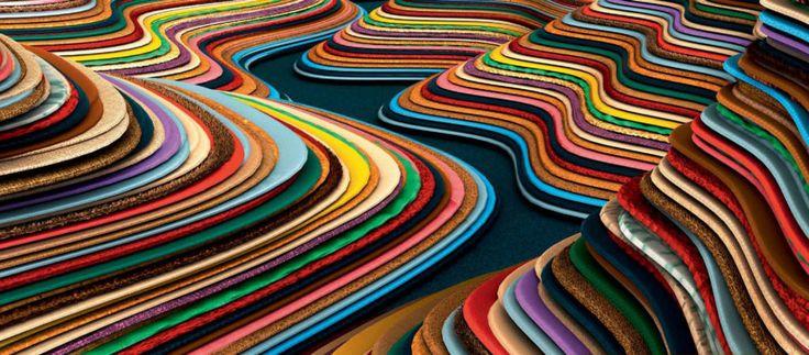 Современные ковровые покрытия – шёлк, экологичность и пастельные тона | http://idesign.today/idei/sovremennye-kovrovye-pokrytiya