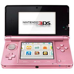 Nintendo 3DS Pearl Pink (Nintendo 3DS)