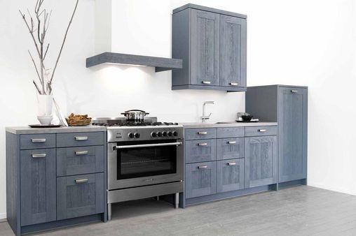 Rechte keuken van 4 meter