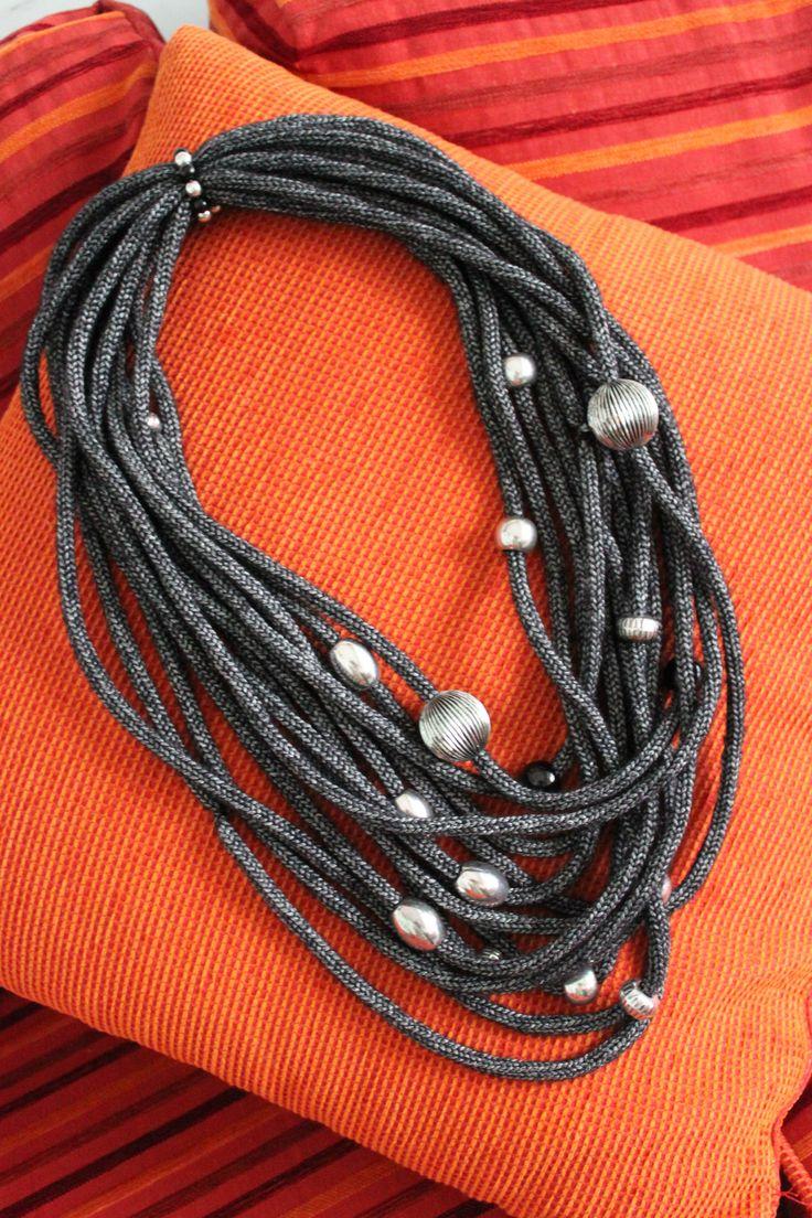 tricotin con argento