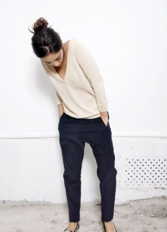 simple.: Sweater, Fashion, Style, Clothes, Simple, Pants, Casual, Outfit, Wear