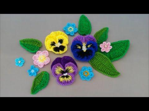 Bu videoyu YouTube Video Düzenleyici ile oluşturdum (https://www.youtube.com/editor) Örgü hercai menekşe yapımı / Örgü çiçek yapımı