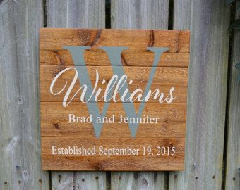 17 Best Ideas About Established Sign On Pinterest Family