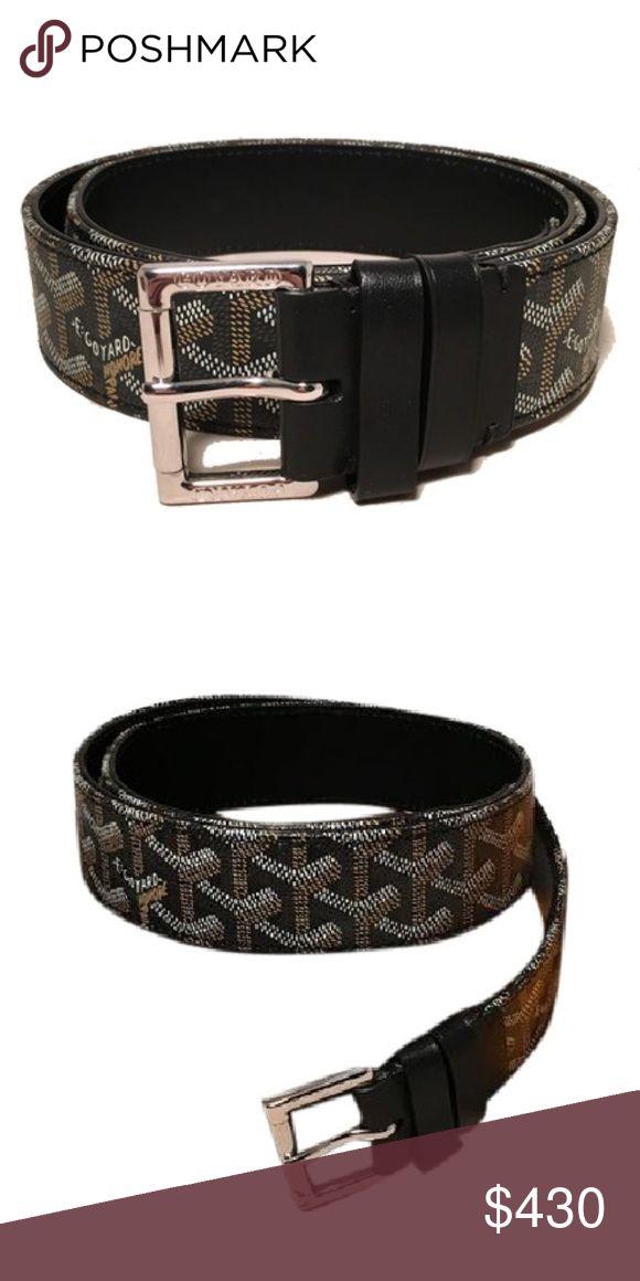 Trendy Belt Trendy Goyard Belt Accessories Belts