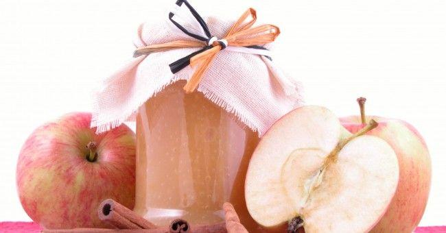 Repostería casera: mermelada de manzana