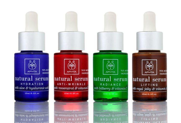 Natural Serum Apivita