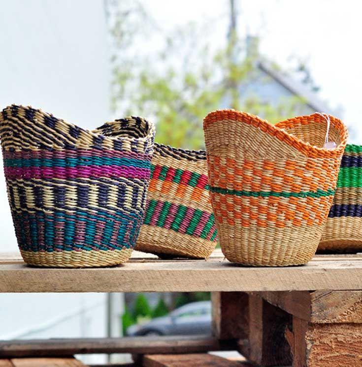 Handmade American Baskets : Best african baskets senegal handmade