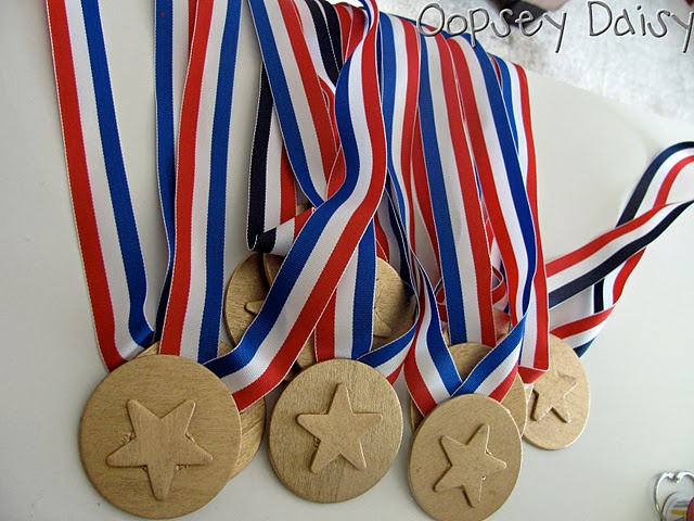 Images about olympic themed birthday party on