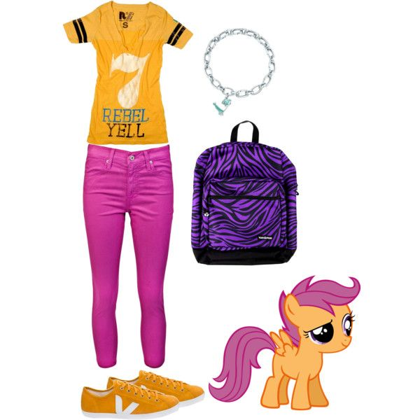 Scootaloo Outfit