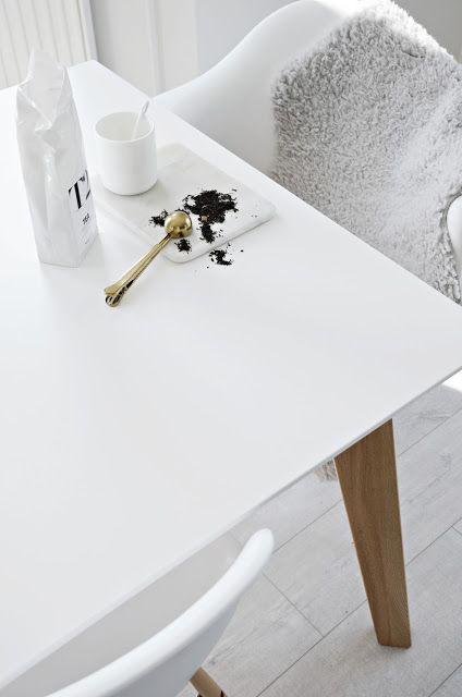 Pure & white