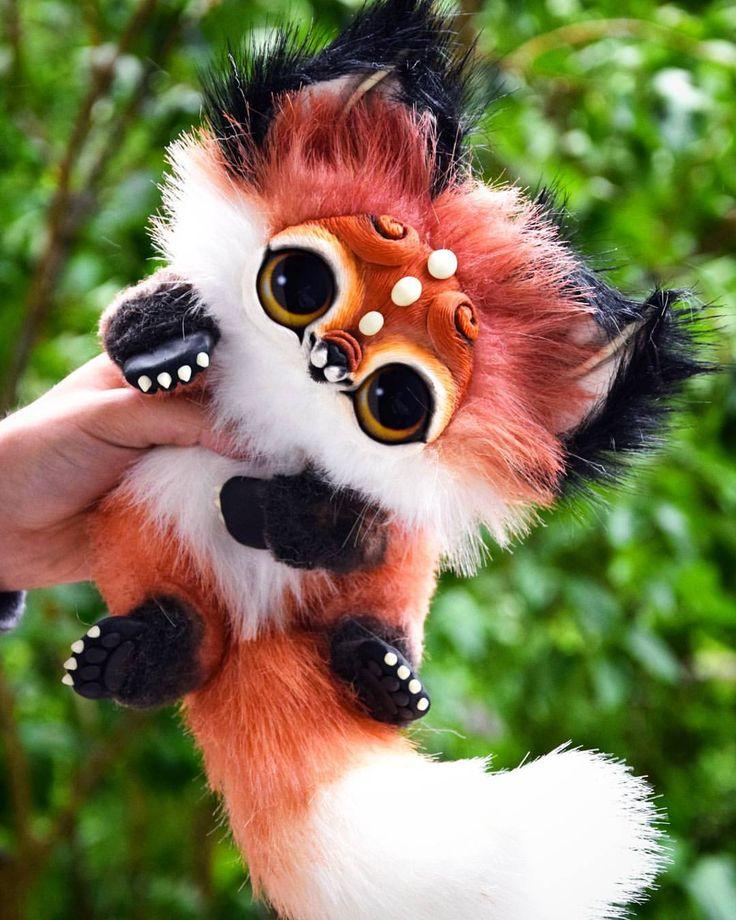 Fox says hello