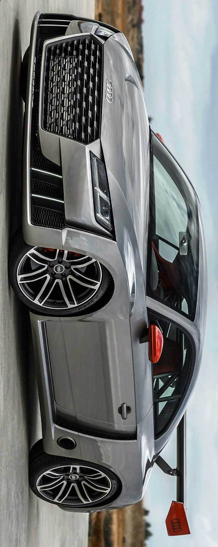 Audi TT Coupe Concept by Levon