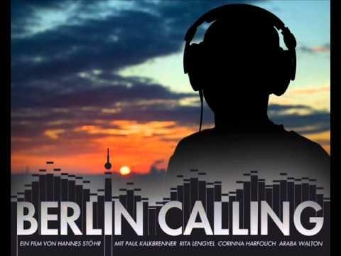 Paul Kalkbrenner - Berlin Calling Album  Salon Désir exclusive lingerie boutique will launch soon, sign-up at salondesir.com