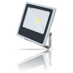 Conheça os detalhes do produto Projetor LED Flat 50W 2700K Bi-Volt - Montalto