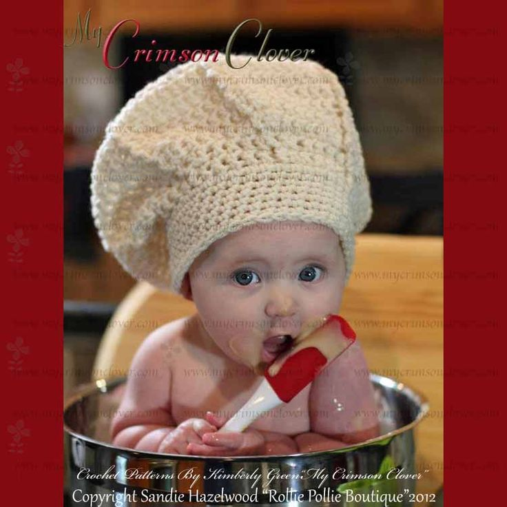 Free Chef Hat Pattern submited images.