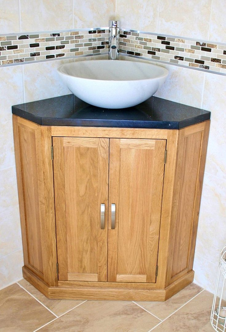 10 Best Corner Bathroom Sinks Images On Pinterest Bathroom Ideas Corner Sink Bathroom And