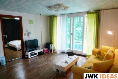Goguma couple living room.. so missing..