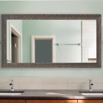 Vanity Wall Mirrors best 25+ extra large mirrors ideas on pinterest | console table