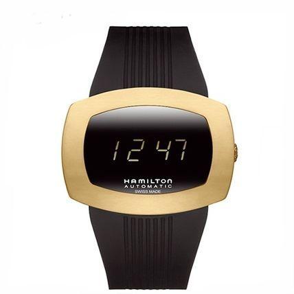 ハミルトン パルソマティック メンズ腕時計 H52545339