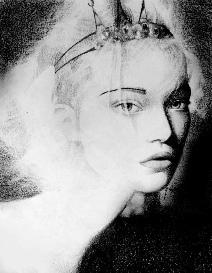 Rysunek Gemma Ward, australijska modelka i aktorka. Ołówki, A4. Drawing of Gemma Ward, Australian model & actress. Pencils, A4.  https://www.facebook.com/grzebiencukru.art