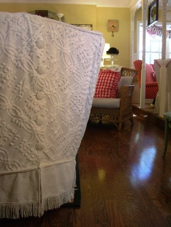 Slipcover From Cherry Hill Cottage Blog · Shabby Chic CottageCottage  StyleFurniture ...