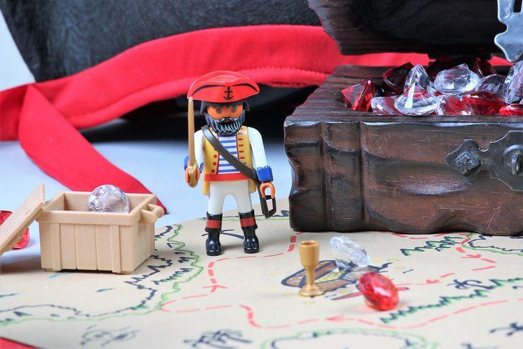 1000 id es propos de coffre pirate sur pinterest - Playmobil samu ...