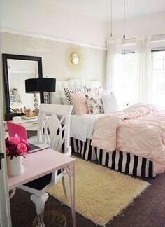 Schwarz Weiß Dekoration, Weiß Hauptdekor, Teenager Zimmer Dekor,  Schlafzimmerdeko, Gold Schlafzimmer, Ideen Zur Innenausstattung,  Innenarchitektur, ...
