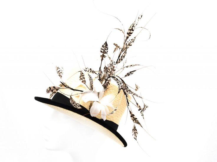 EDELWAIS   MIBUH Tocados y Pamelas – Encargue su diseño exclusivo – Mibúh Hats & Headpieces