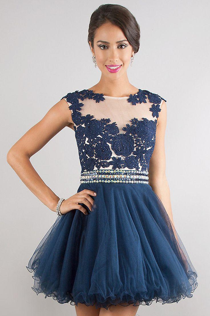 Plus de 1000 idées à propos de Prom Dresses sur Pinterest | Robe ...