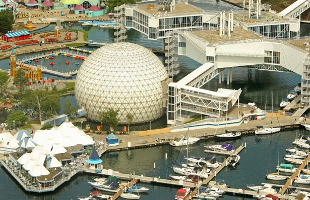 Ontario Place was a visionary plan. I'm going to miss this place.