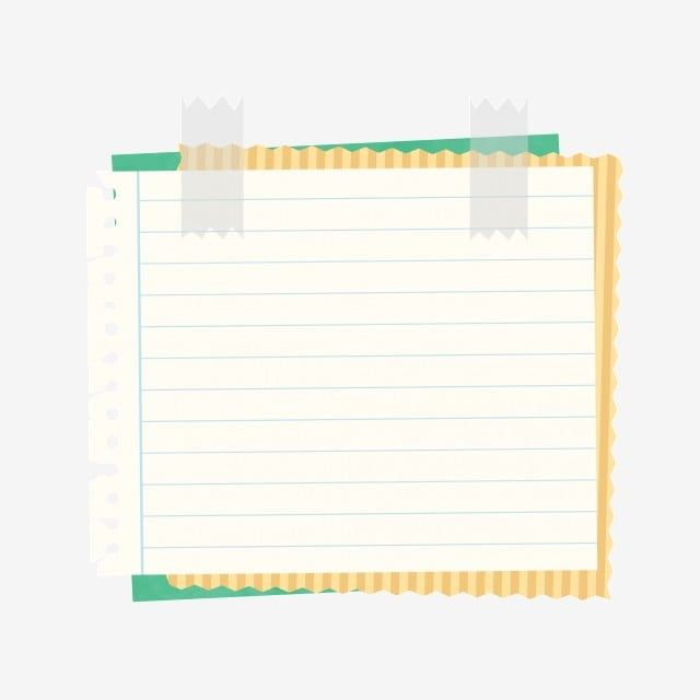 Vector Cute Post It Notes Vector Cute Postlet Png And Vector With Transparent Background For Free Download Notes Stationery Post It Notes Notes Materials