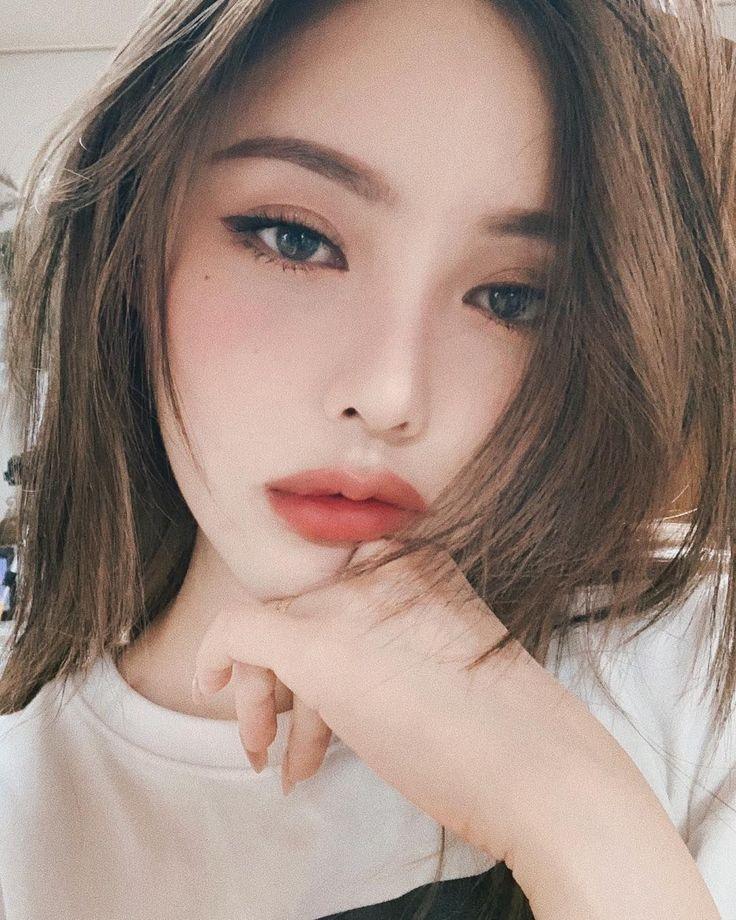 корейский макияж с картинками огромное