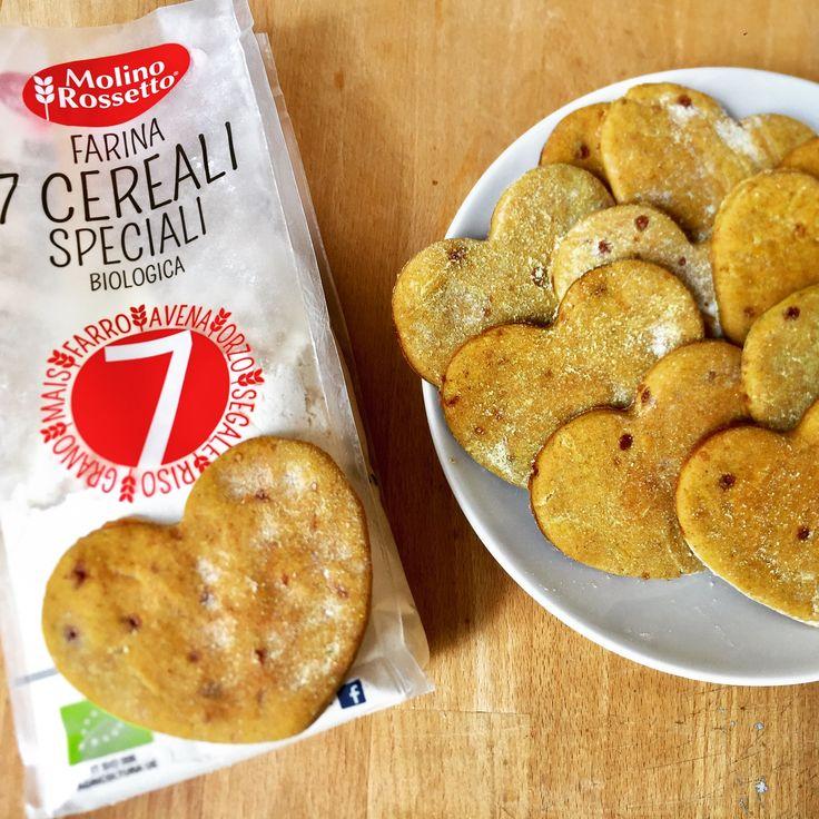 Biscotti alla curcuma zenzero e cannella 🔝👌🏻 scopri la ricetta sul sito