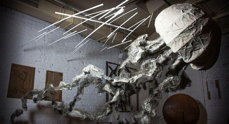 #OfelyArt,#Skulpture,#Skulpture kinetik