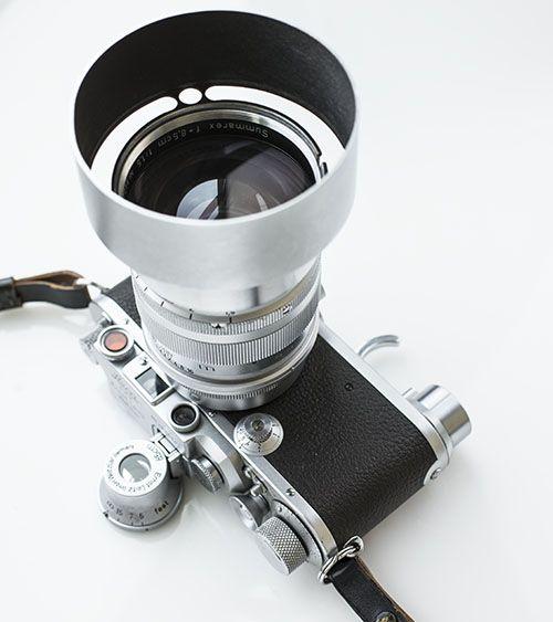 Leica 8.5cm Summarex f/1.5 lens #CameraPorn