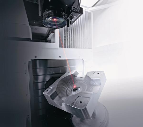 Kompaktes 5-Achs-Fräsen kombiniert mit Laser-Oberflächenstrukturieren - Designoffensive im automobilen Formenbau - Konradin Verlag