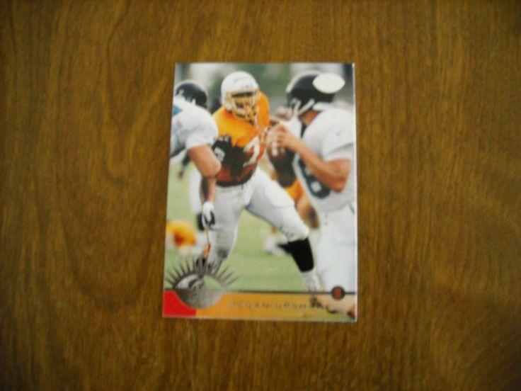 Regan Upshaw Tampa Bay Buccaneers DE Card No. 169 (FB169) 1996 Donruss Football Card - for sale at Wenzel Thrifty Nickel ecrater store