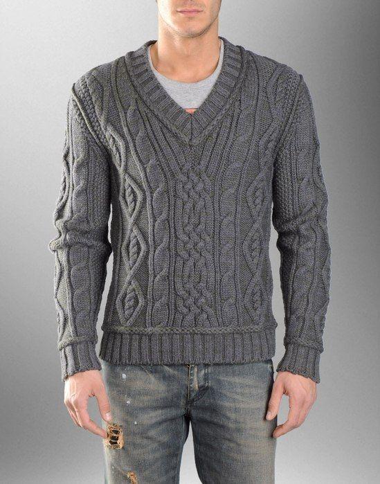 Ирландские мужские свитера 1