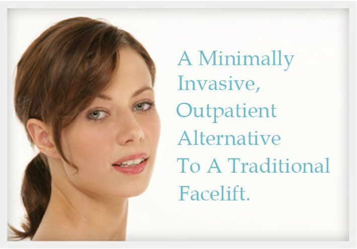SpaMedica Toronto offers the minimally invasive Threadlift facelift procedure for facial rejuvenation, expertly performed by our skilled cosmetic surgeons.