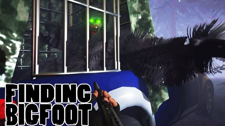 BIGFOOT ISN'T THE ONLY MONSTER HERE | Finding Bigfoot Co-Op Part 8