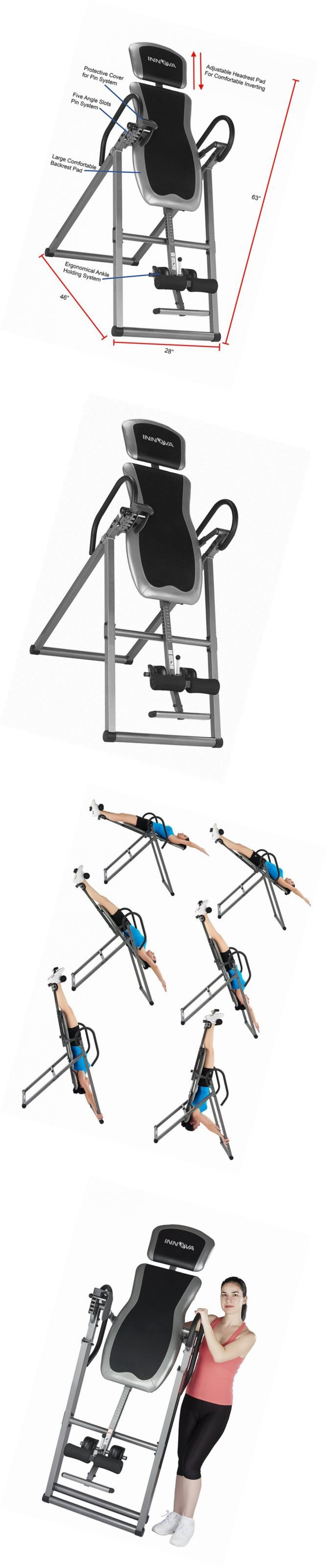 Inversion Tables 112954: Inversion Tables For Back Pain Table Body Power Stretching Therapy Machine New -> BUY IT NOW ONLY: $110.66 on eBay!