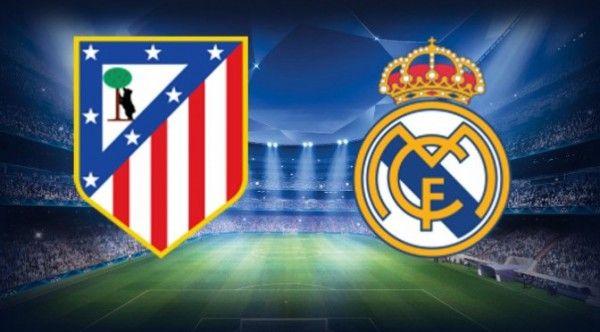 Real Madrid x Atlético de Madrid Ao Vivo 600x332 Real Madrid x Atlético de Madrid Ao Vivo na Final da Champions League