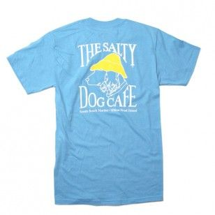 Perfect Salty Dog Cafe TSHIRT