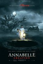Streaming Annabelle: Creation Full Movie Online Watch Now:http://megashare.top/movie/396422/annabelle-creation.html Release	:2017-08-09 Runtime	:0 min. Genre	:	Horror Stars	:	Stephanie Sigman, Alicia Vela-Bailey, Miranda Otto, Anthony LaPaglia, Adam Bartley, Philippa Coulthard Overview :Several years after the tragic death of their little girl, a dollmaker and his wife welcome a nun and several girls from a shuttered orphanage into their home.