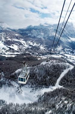 Cortina, Italy. photo: Johner Images/Alamy