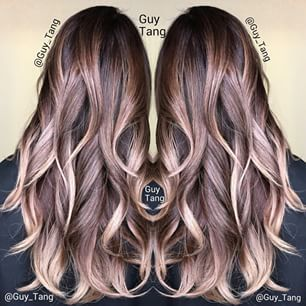 Silver Hair Guy Tang | Instagram photo by guy_tang - Base with #schwarzkopf 6-12 0-22 0-33 ...