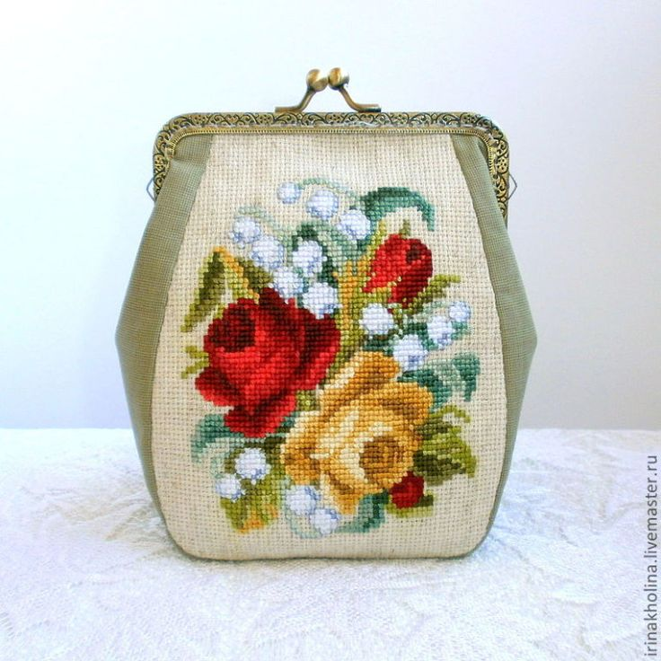 Gallery.ru / Фото #4 - сумки в разных техниках - elena-72